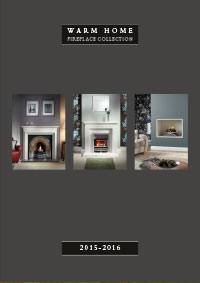 warm home fireplace collection